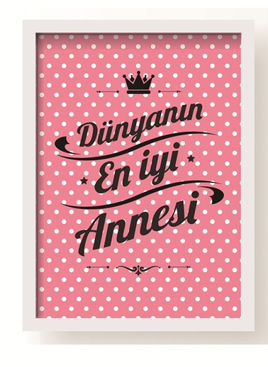 En İyi Anne Poster-All About Wall